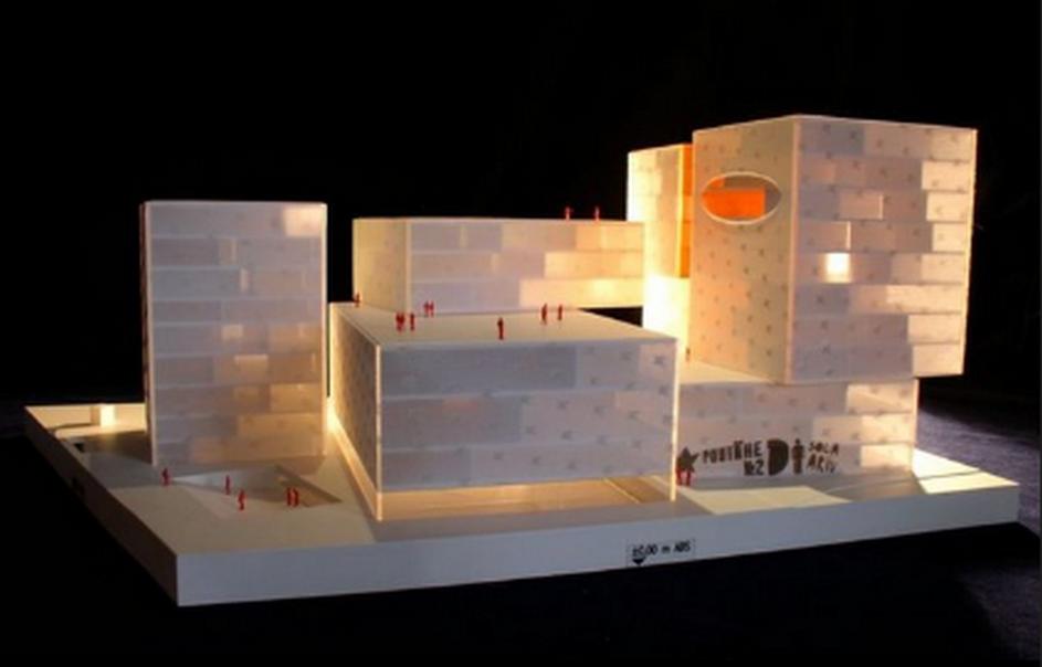 Architektonické modely etc. - ateliér