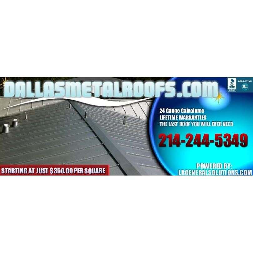 Dallas Metal Roofs Llc In Plano Tx 75075