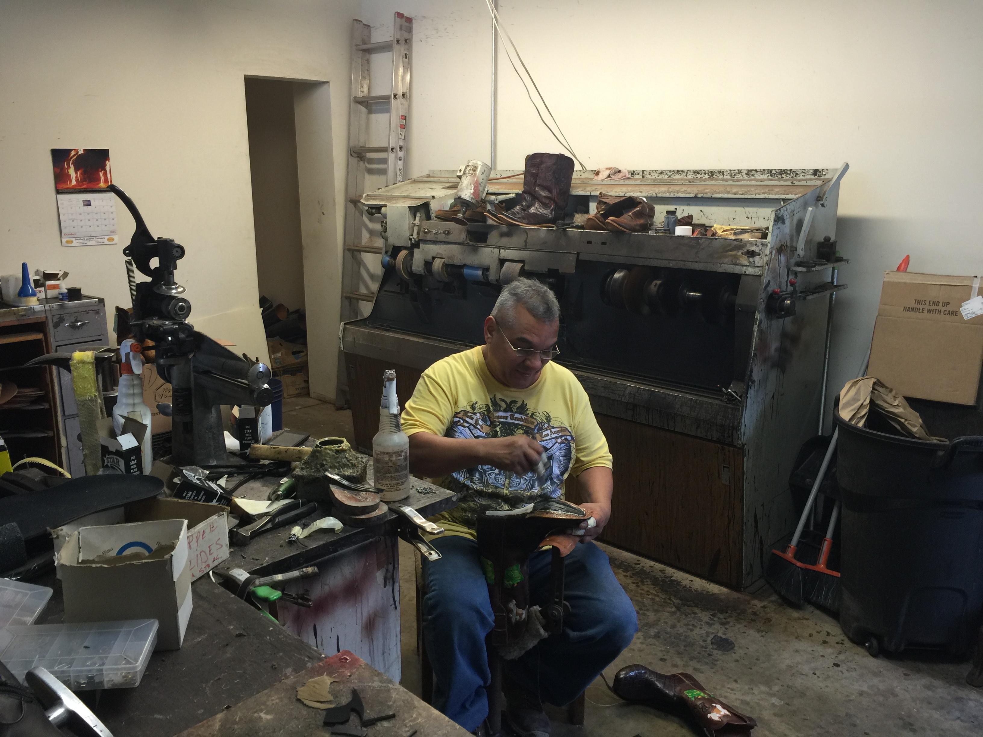 Shoe Repair Atlanta Tx