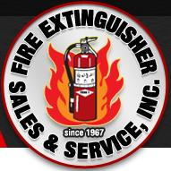 Fire Extinguisher Sales & Services