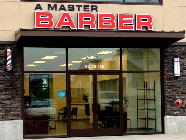 A Master Barber
