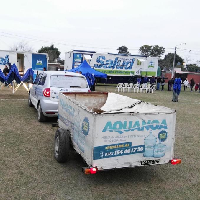 AQUANOA - VENTA Y DISTRIBUCION DE AGUA EN BIDONES - DISPENSER DE AGUA