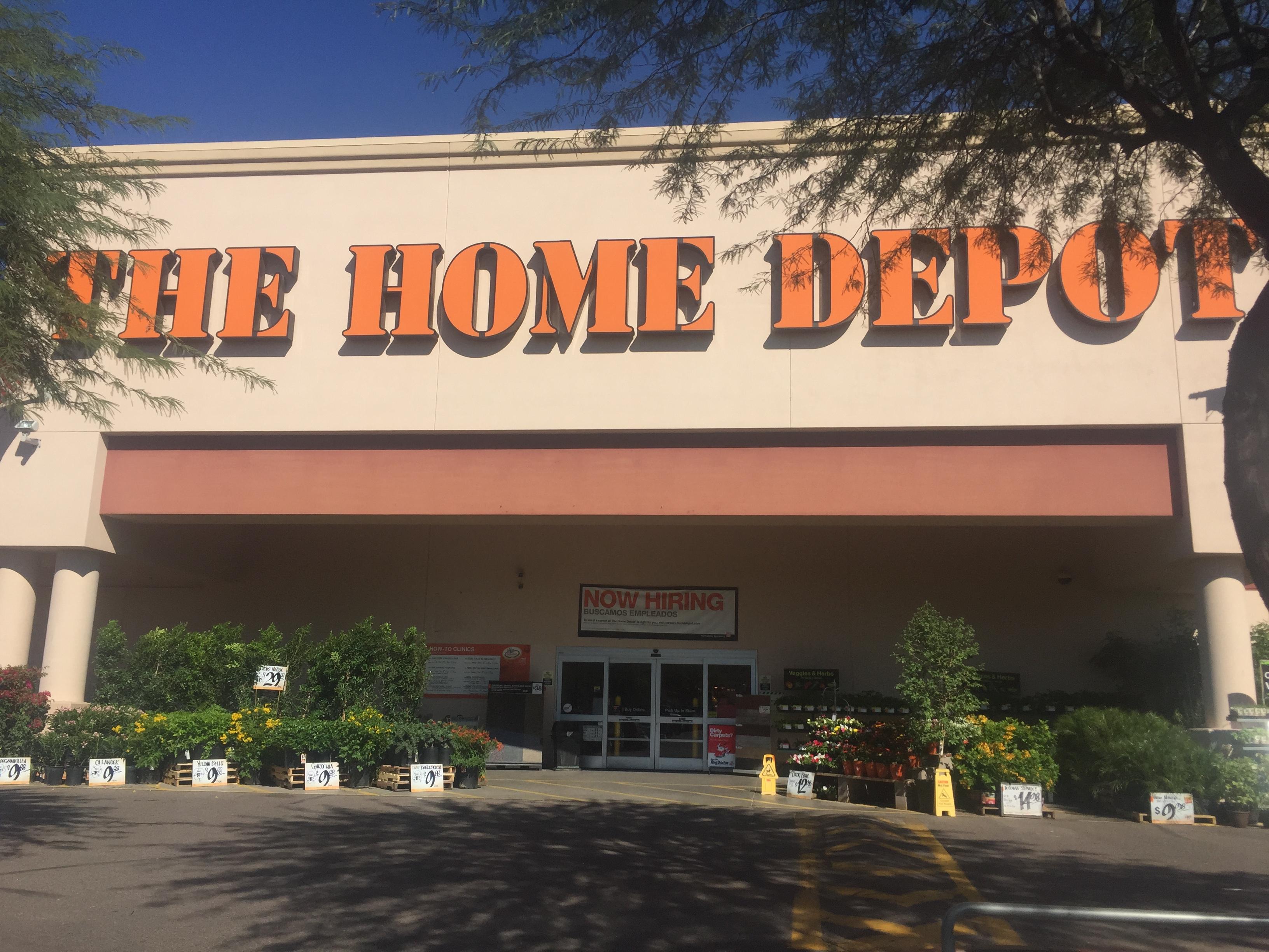 The Home Depot Phoenix Arizona Az