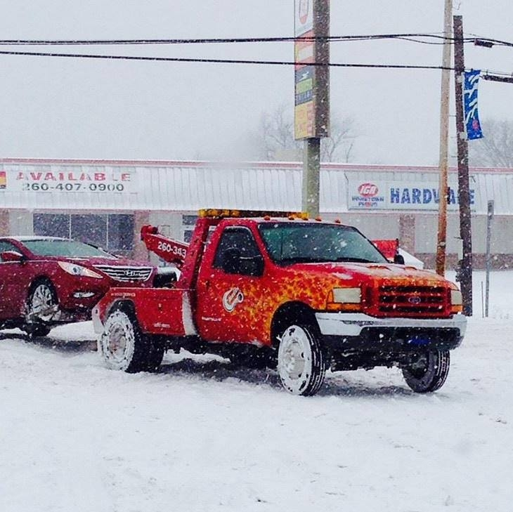 Curtis' Towing & Recovery