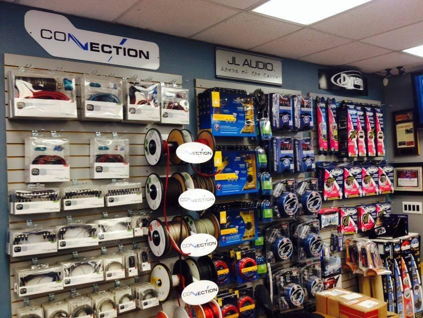 Car Audio Installation Store Near Me