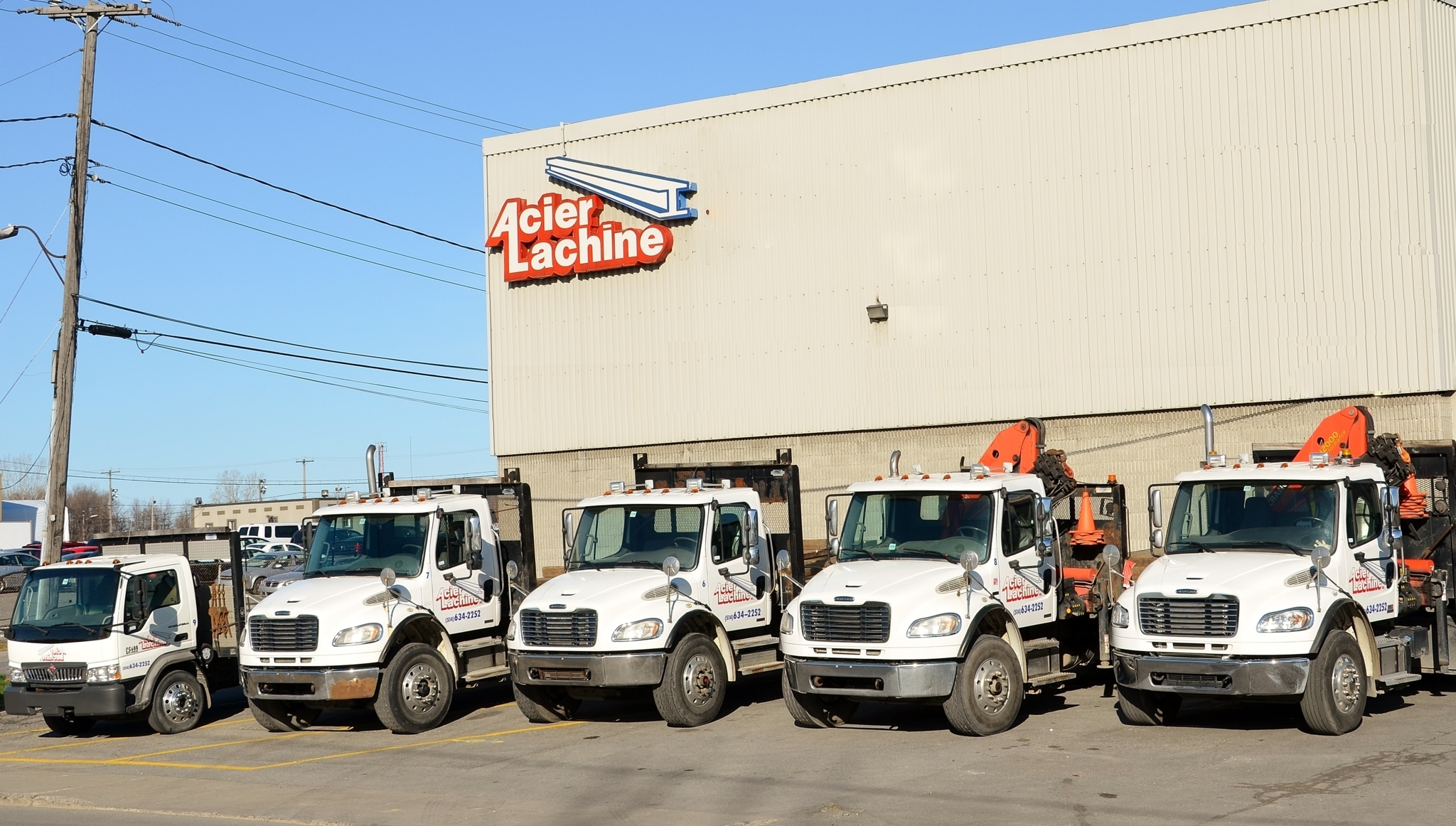 Acier Lachine Inc à Lachine