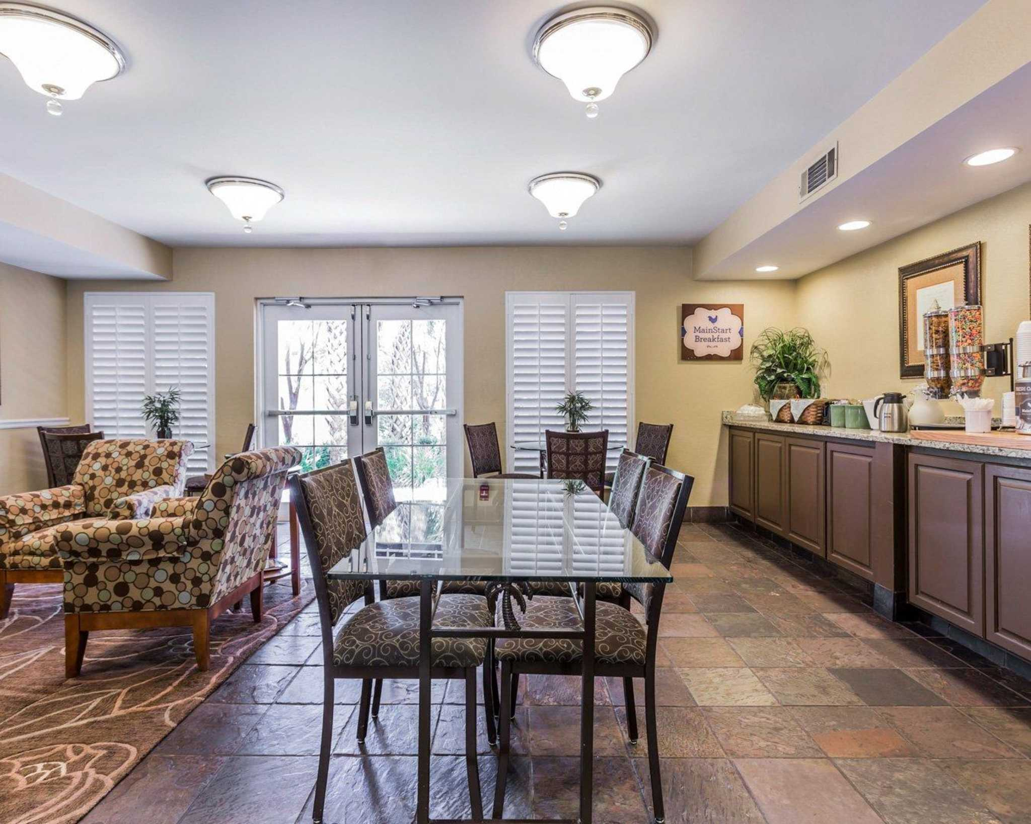 Mainstay Suites Mount Pleasant South Carolina Sc