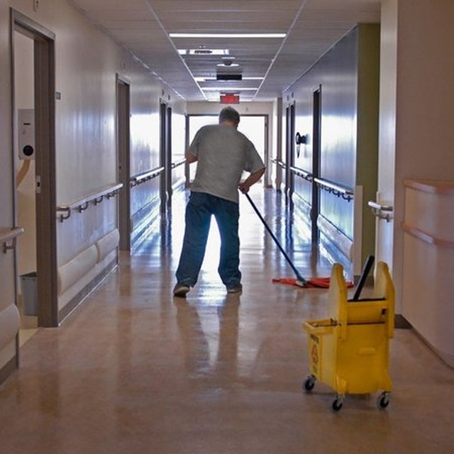 Commercial & Domestic Cleaning Solutions Ltd