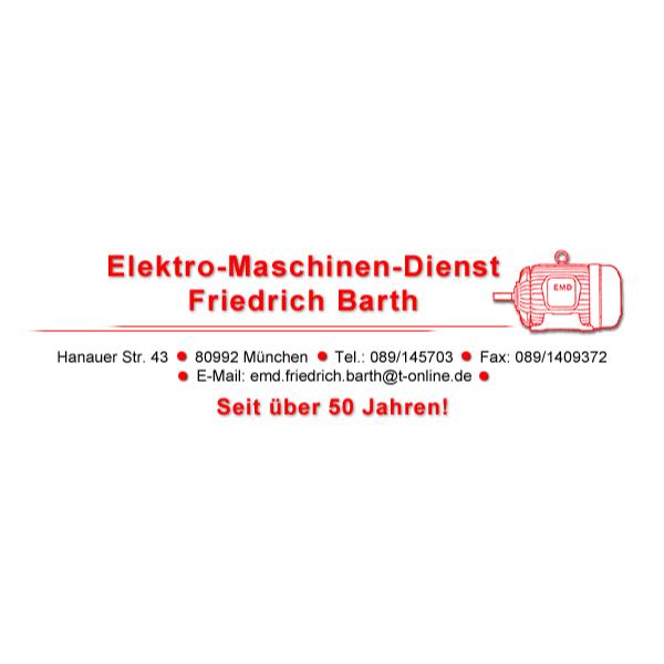 Bild zu Friedrich Barth Elektro-Maschinen-Dienst in München