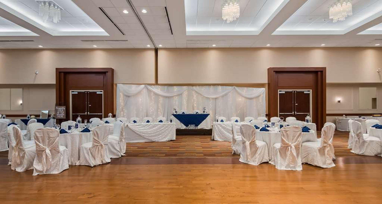 Banquet Room Best Western Plus Orangeville Inn & Suites Orangeville (519)941-3311