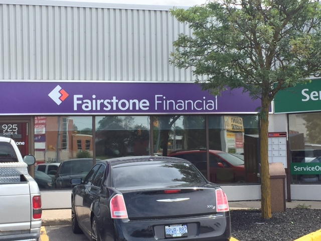 Fairstone Woodstock (519)537-5581