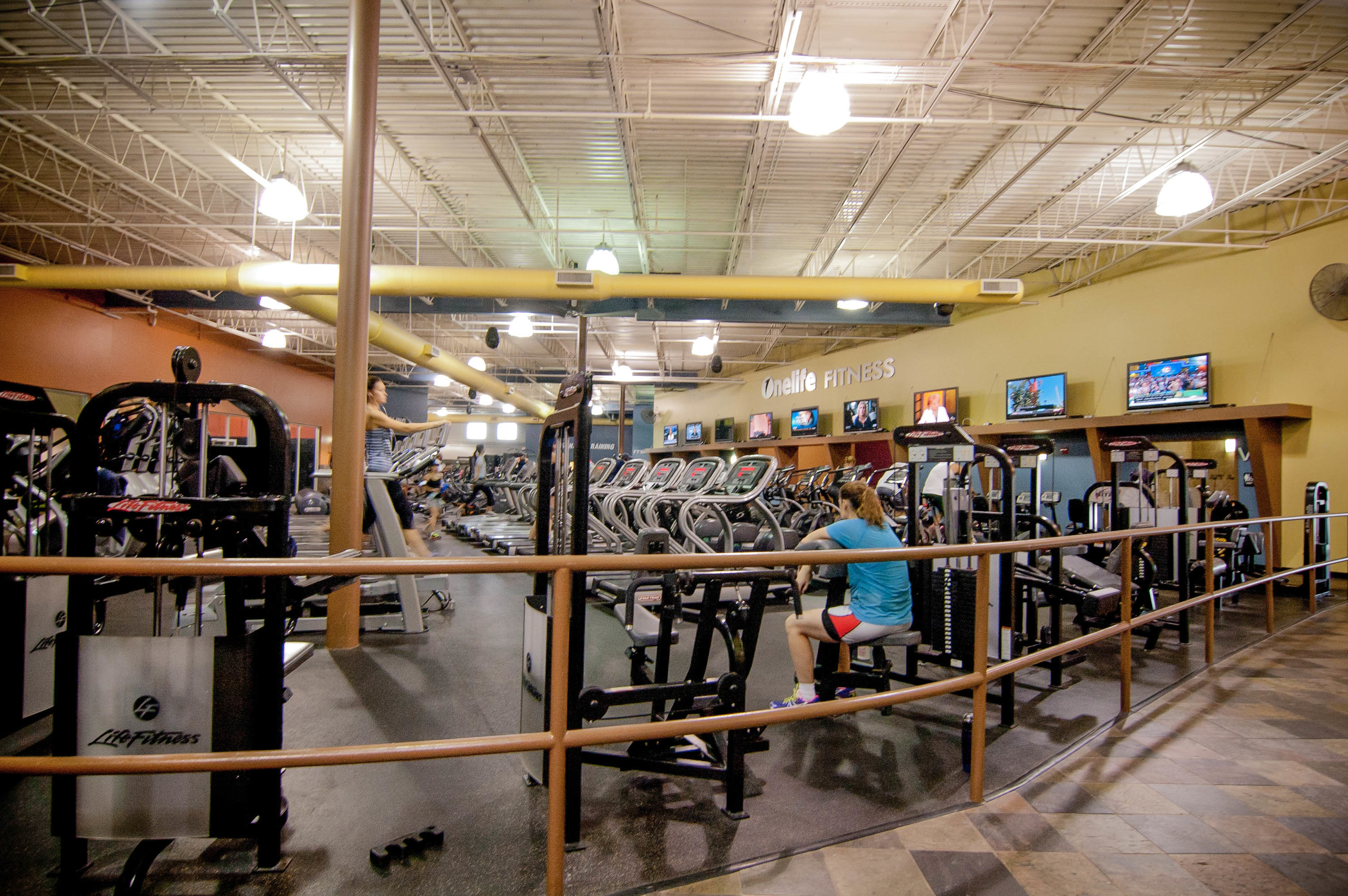 Onelife Fitness - Princess Anne Gym