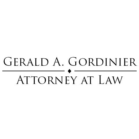 Gerald A. Gordinier Attorney at Law