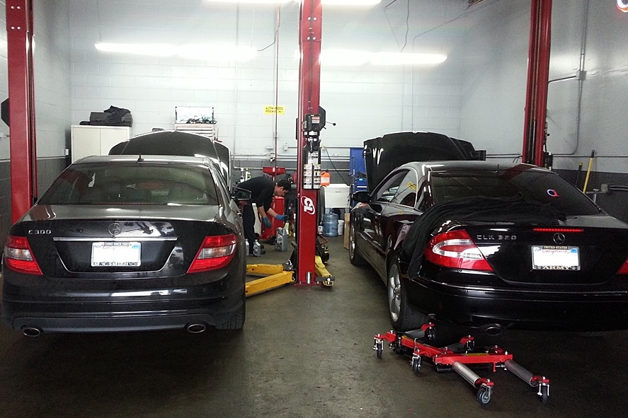 Powerhouse german automotive westminster california ca for German motors collision center marin street