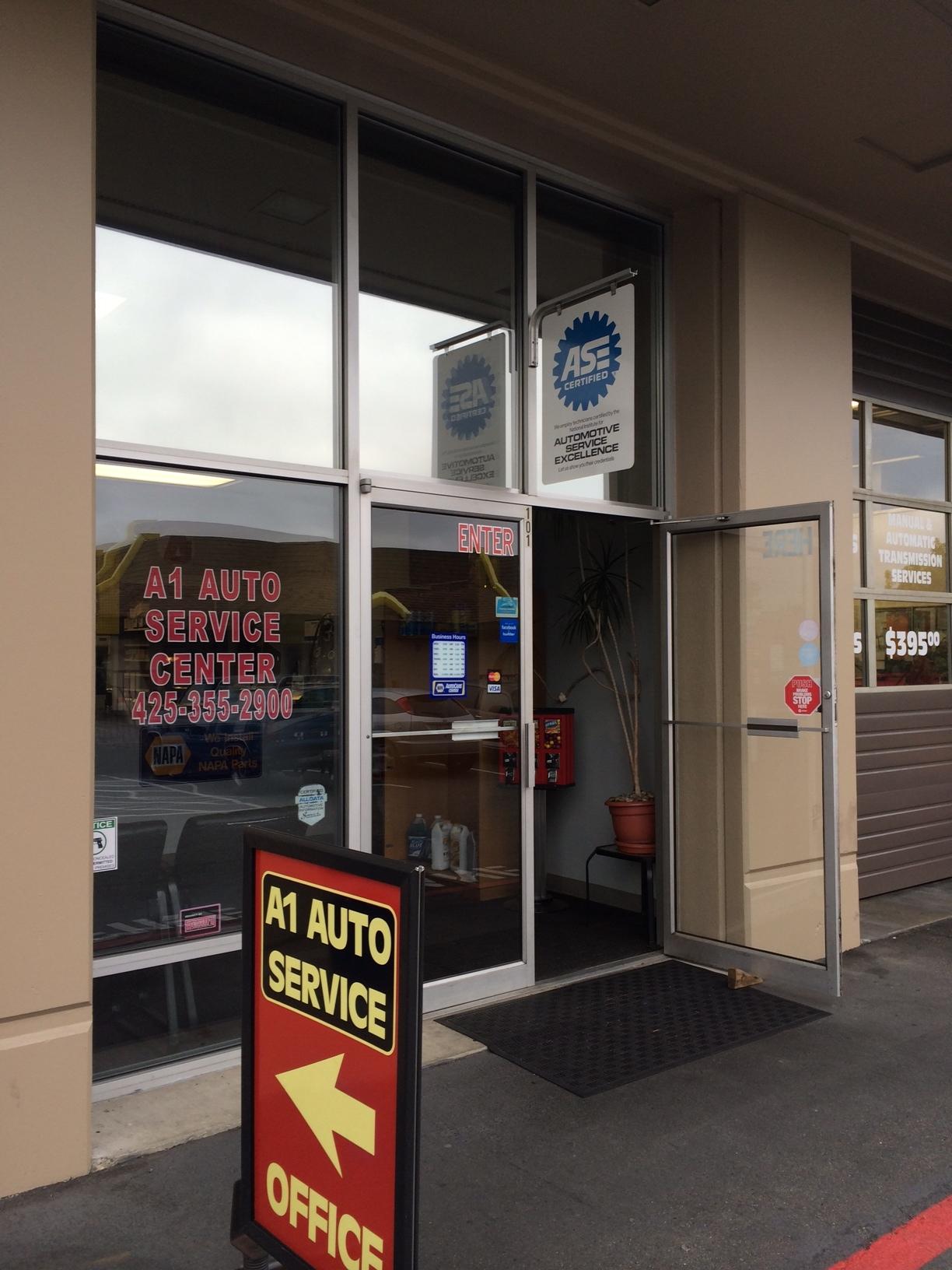 Auto Service Center : A auto service center everett washington