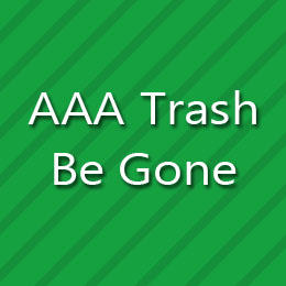 image of the AAA Trash Be Gone