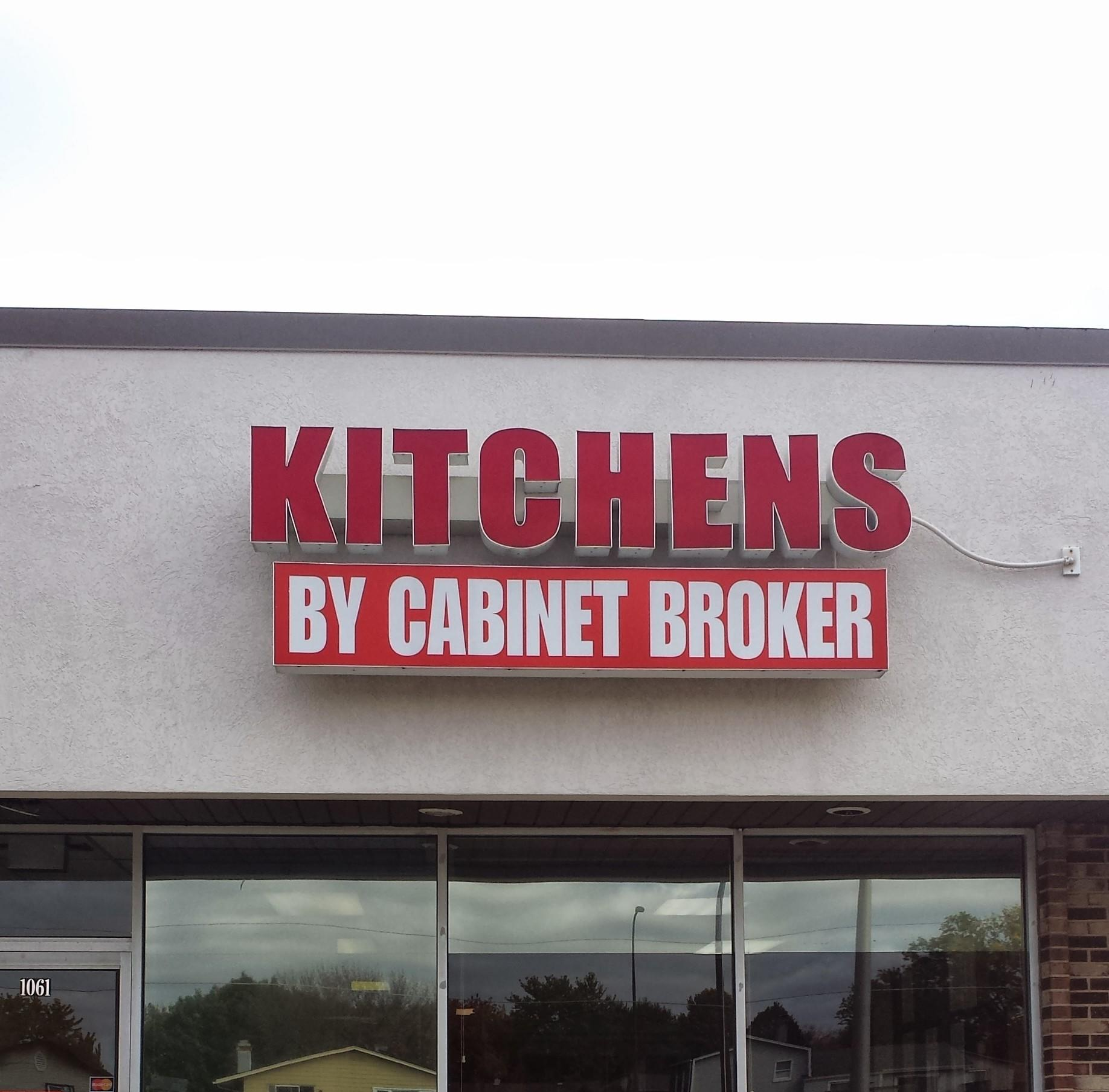 Kitchen Cabinets 60007 Of Cabinet Broker In Elk Grove Village Il 60007