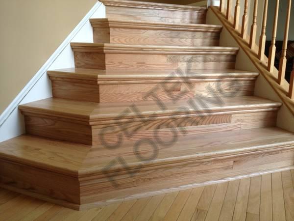 Celtek Hardwood Flooring Laminate & Wood Stairs Handyman Services