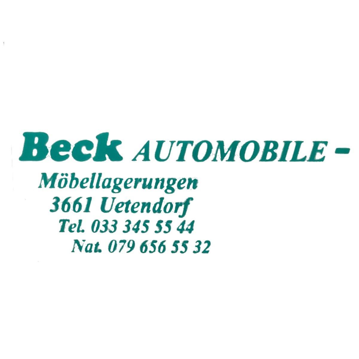 BECK-AUTOMOBILE | MÖBELLAGER