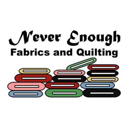 Never Enough Fabrics and Quilting