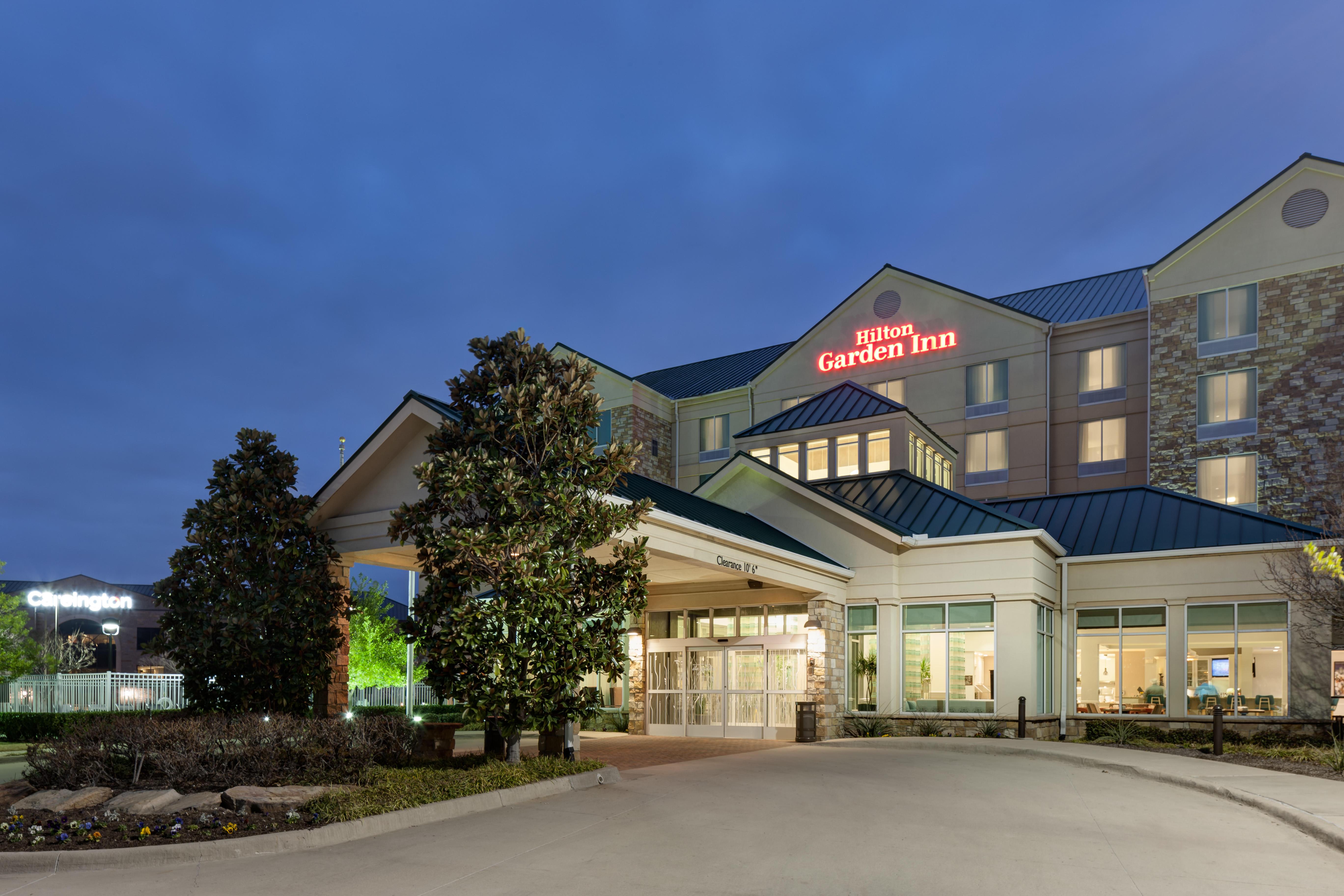 Hilton Garden Inn Frisco In Frisco Tx 75034