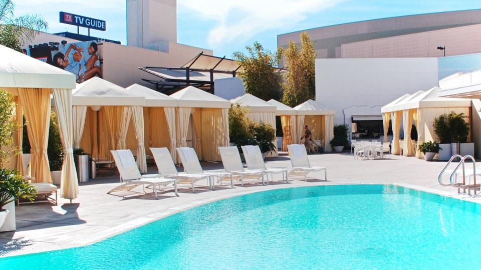 Loews hollywood hotel in hollywood fl 90028 for Hotels 90028