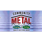 Community Metal & Quality Built Mini Barns