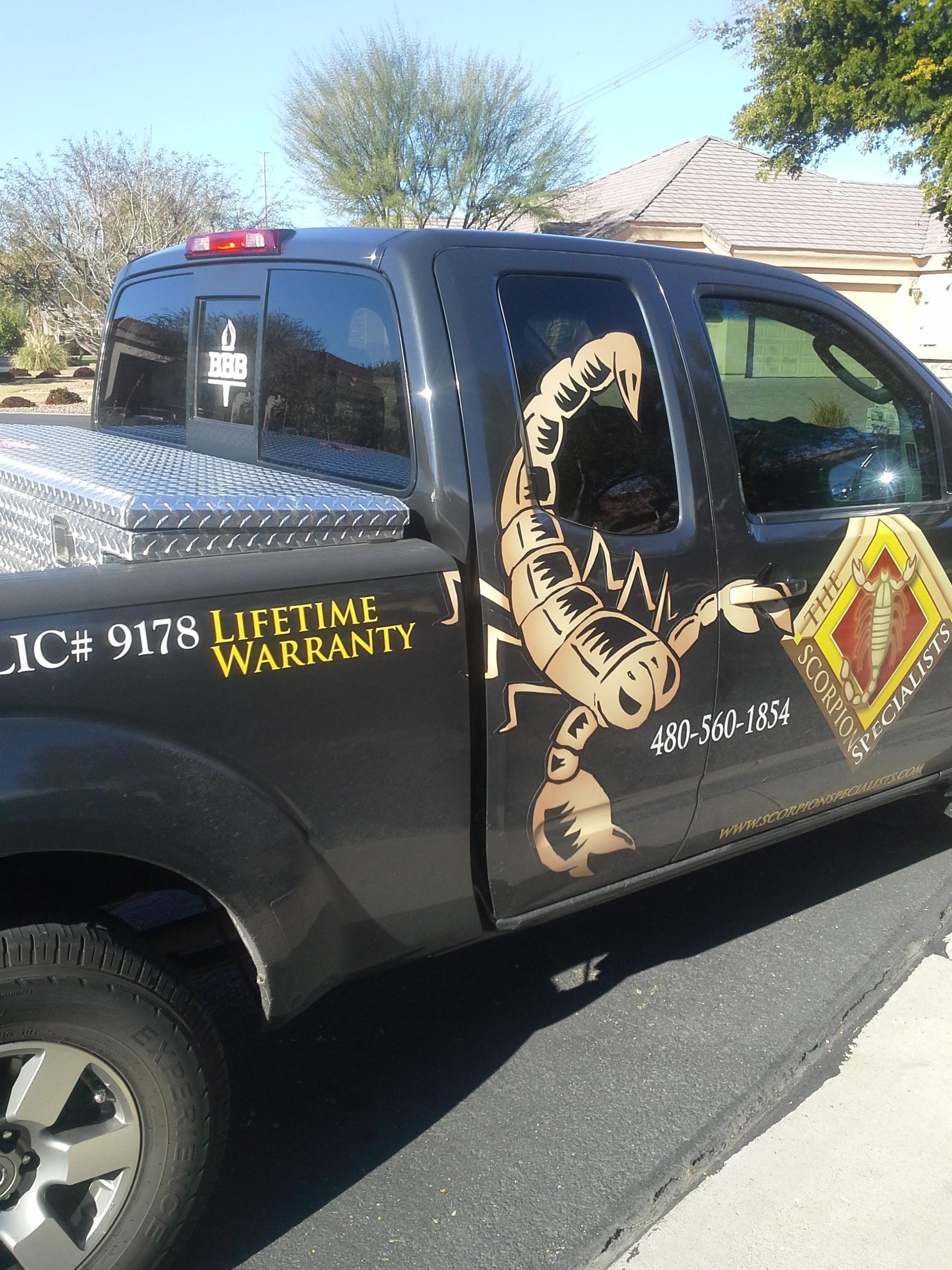 Scorpion Specialists, LLC