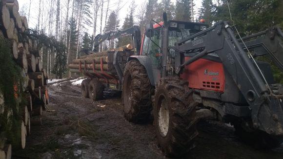 Uudenkylän Metsäpalvelu Oy