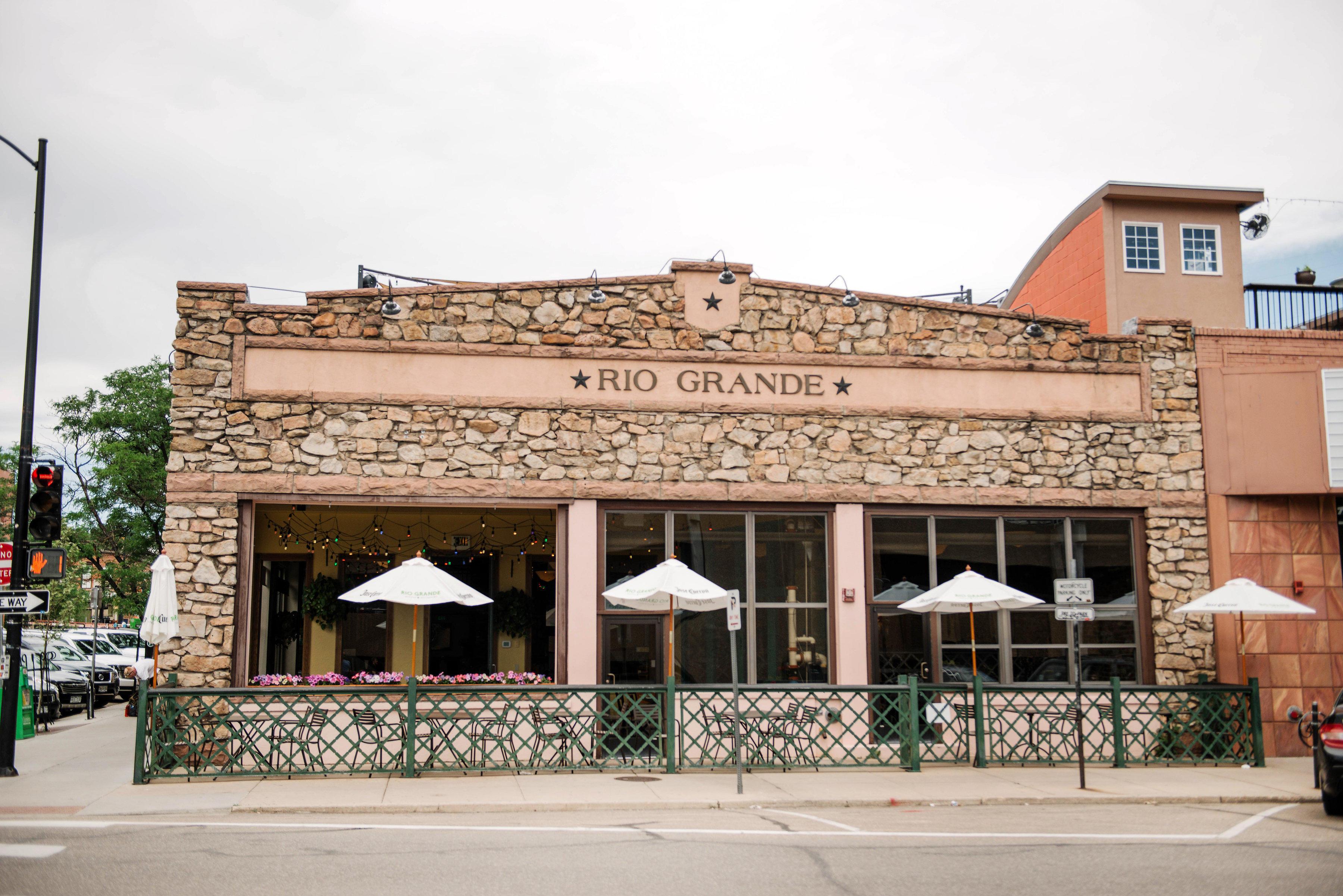 Cafe Rio In Boulder