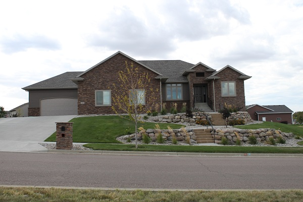 Thunder creek custom homes sioux falls south dakota sd for Home builders in sioux falls sd