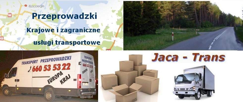 Przeprowadzki Jaca-Trans Przemysław Jacniacki
