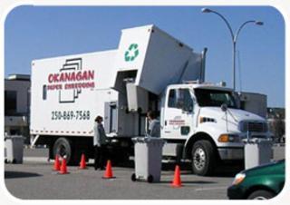 Okanagan Paper Shredding Inc - Kelowna, BC V1X 7X1 - (250)869-7568   ShowMeLocal.com