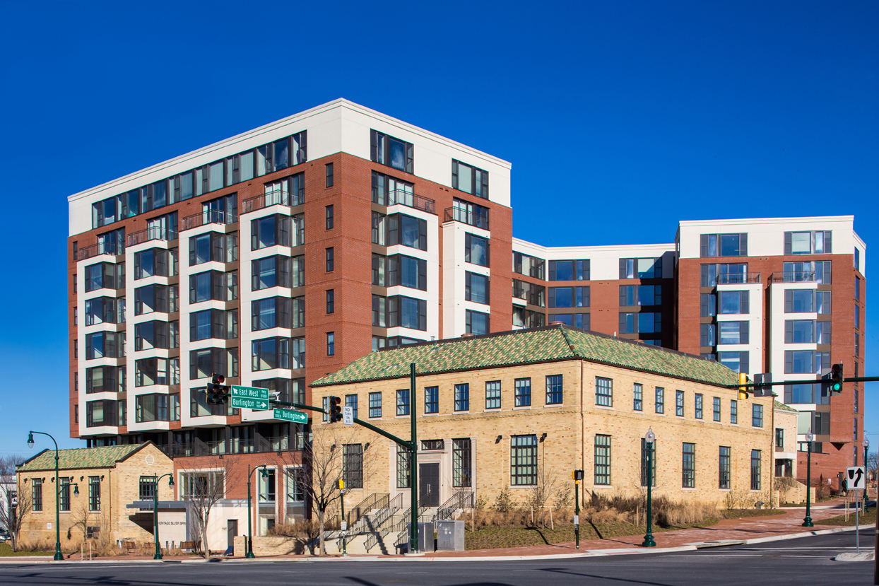 The Heritage Apartments Silver Spring