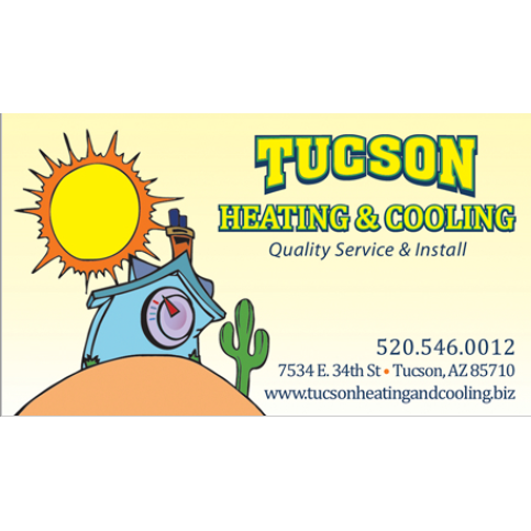 Tucson Heating  and  Cooling LLC