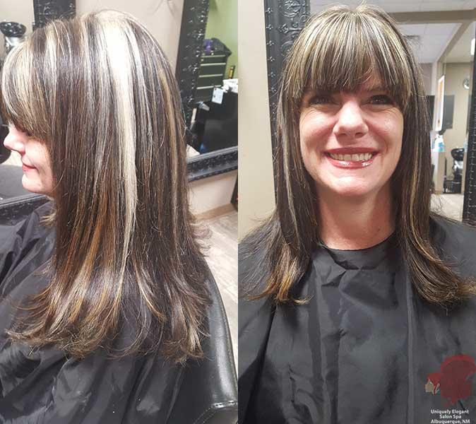 haircut coupons albuquerque uniquely salon spa coupons me in albuquerque 5498