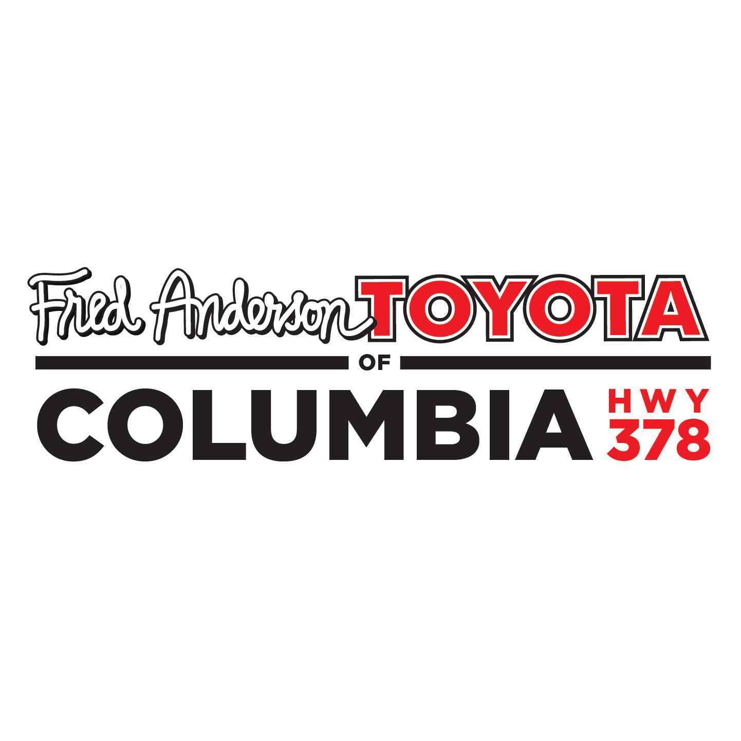 fred anderson toyota of columbia in west columbia sc 29169. Black Bedroom Furniture Sets. Home Design Ideas