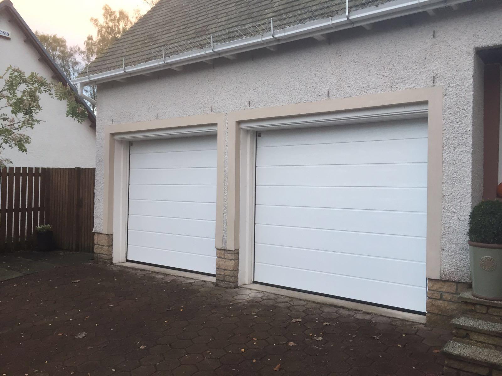 Garage door company scotland glasgow garage doors for Local door companies