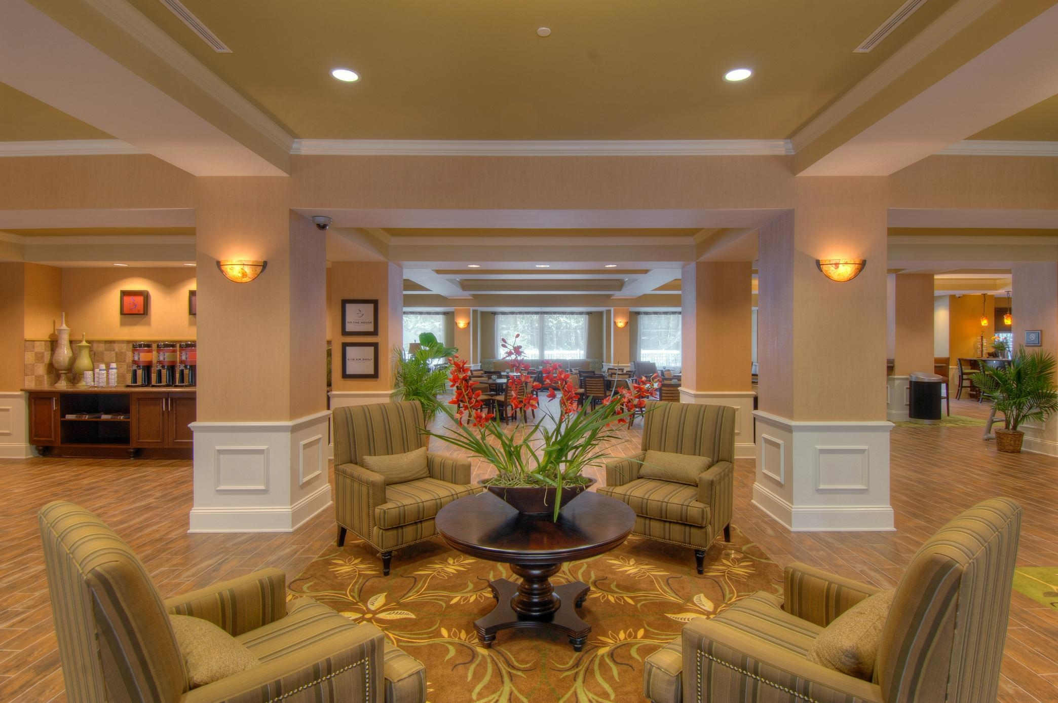 Rooms: Hampton Inn & Suites Jekyll Island In Jekyll Island, GA