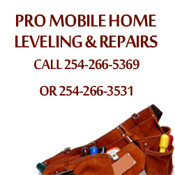 Pro Mobile Home Leveling