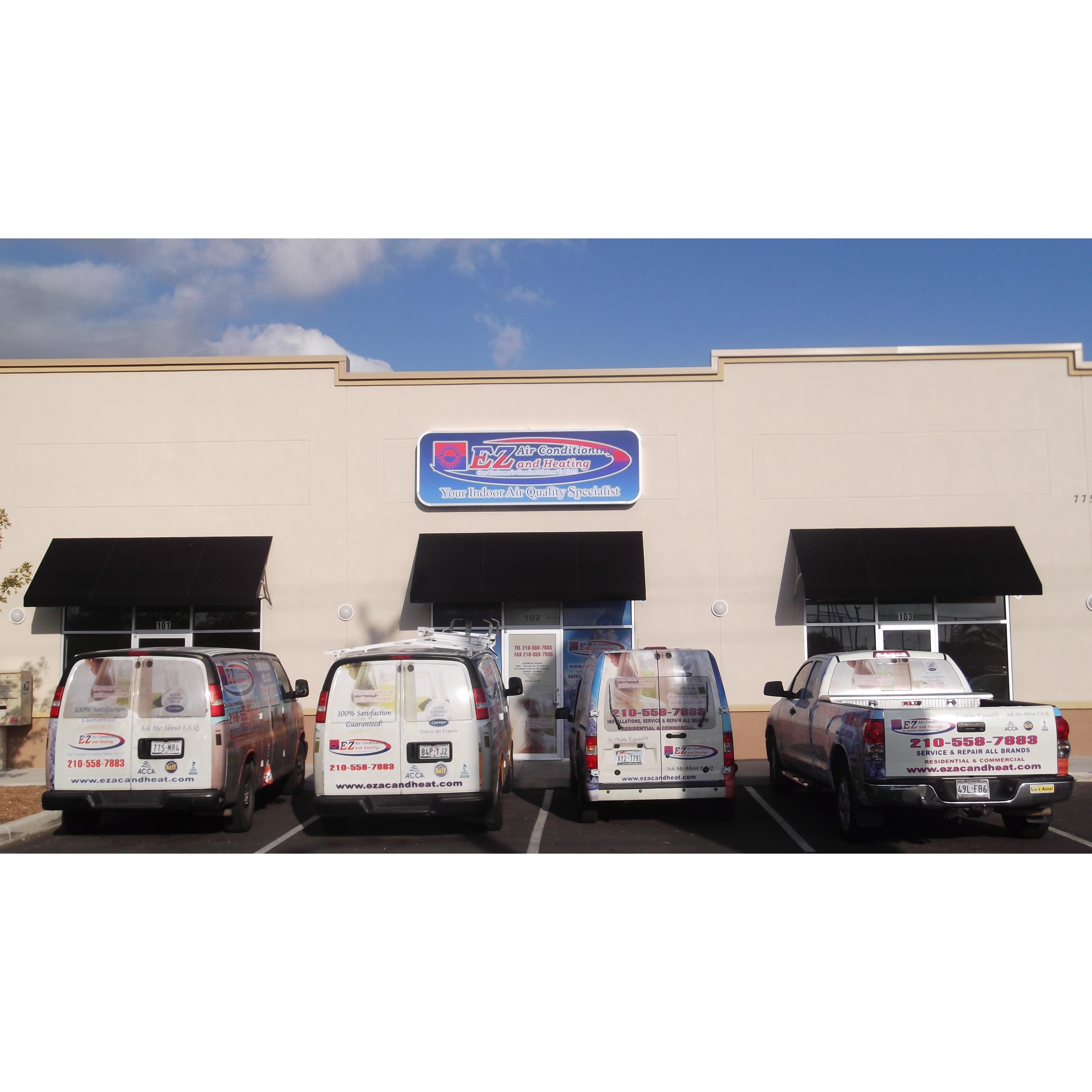 Ez Air Conditioning And Heating Chamberofcommerce Com