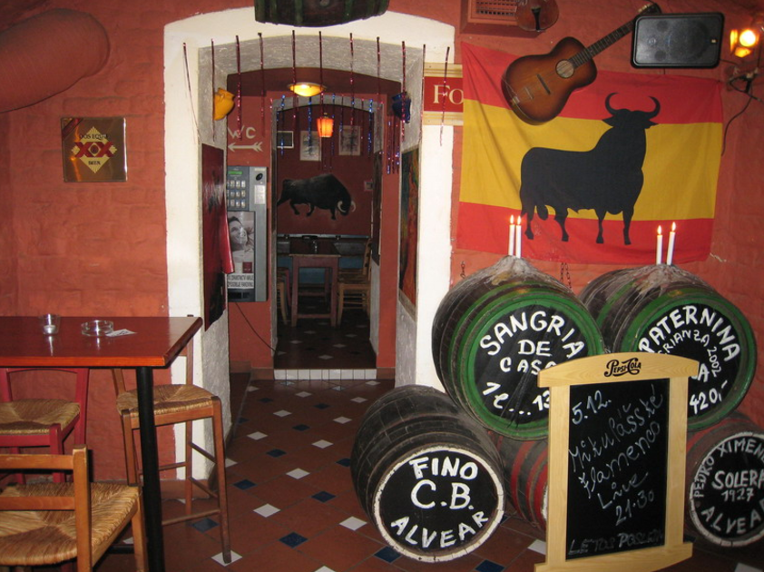 La Bodega Flamenca
