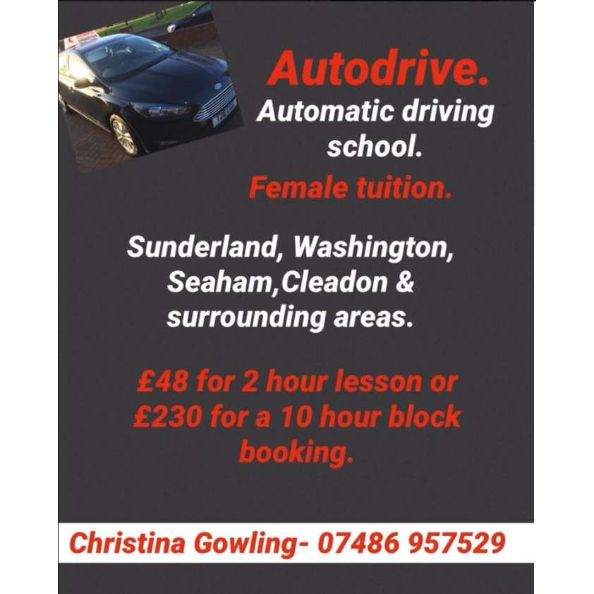 Autodrive - Sunderland, Tyne and Wear SR2 9JG - 07486 957529 | ShowMeLocal.com