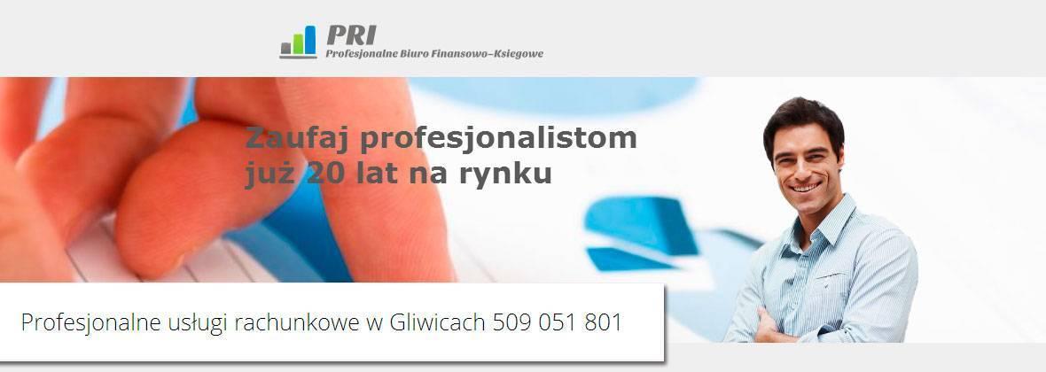 Profesjonalne Biuro Finansowo-Księgowe PRI