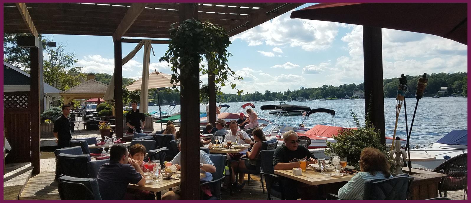 Lake House Restaurant and Bar