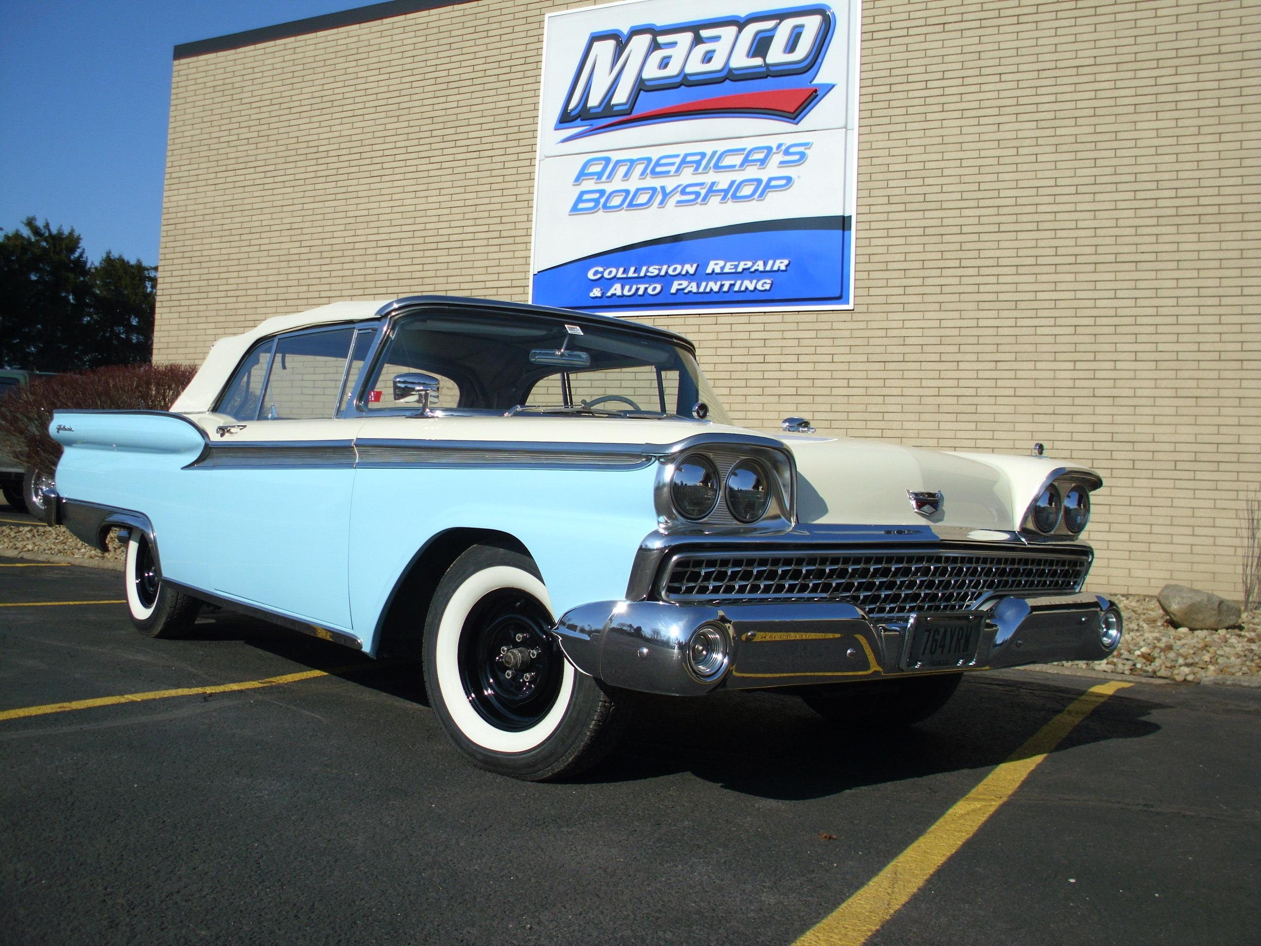 Maaco Collision Repair & Auto Painting, North Canton Ohio