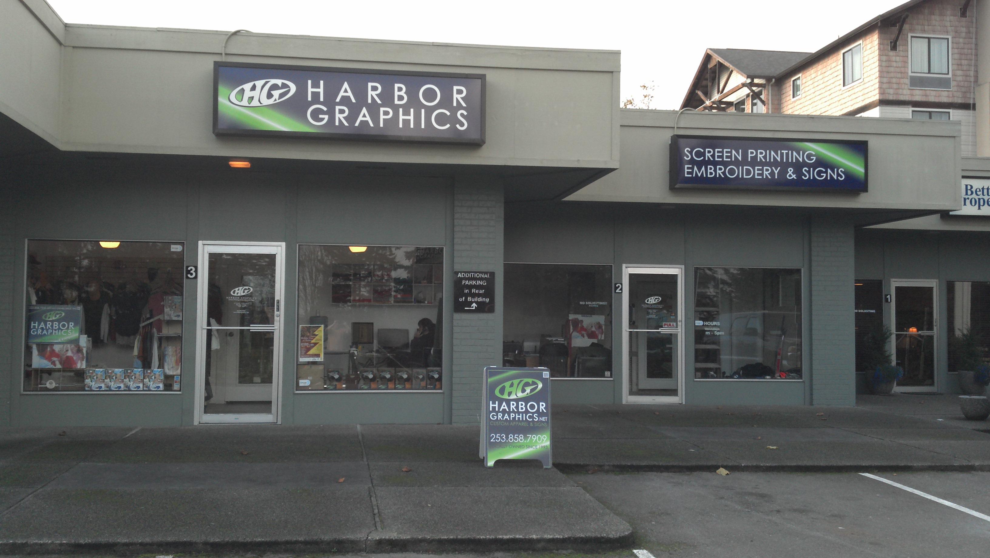 Harbor Graphics, Inc.