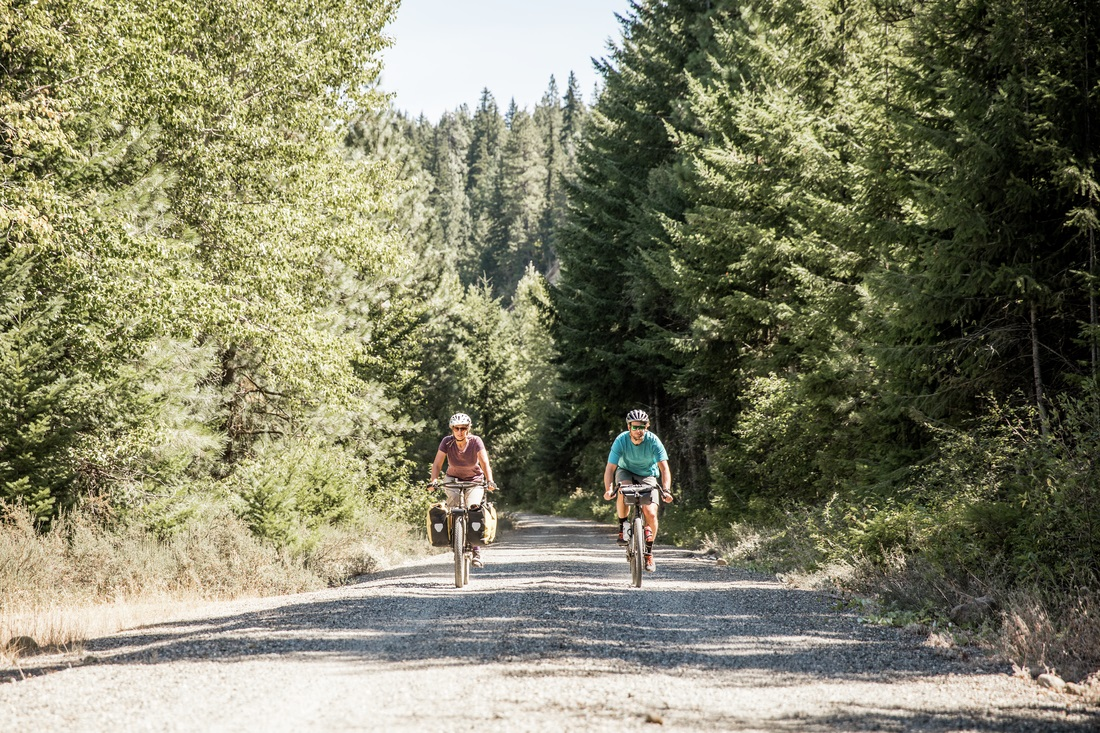 Frights and Bikes - Snoqualmie Tunnel Tour