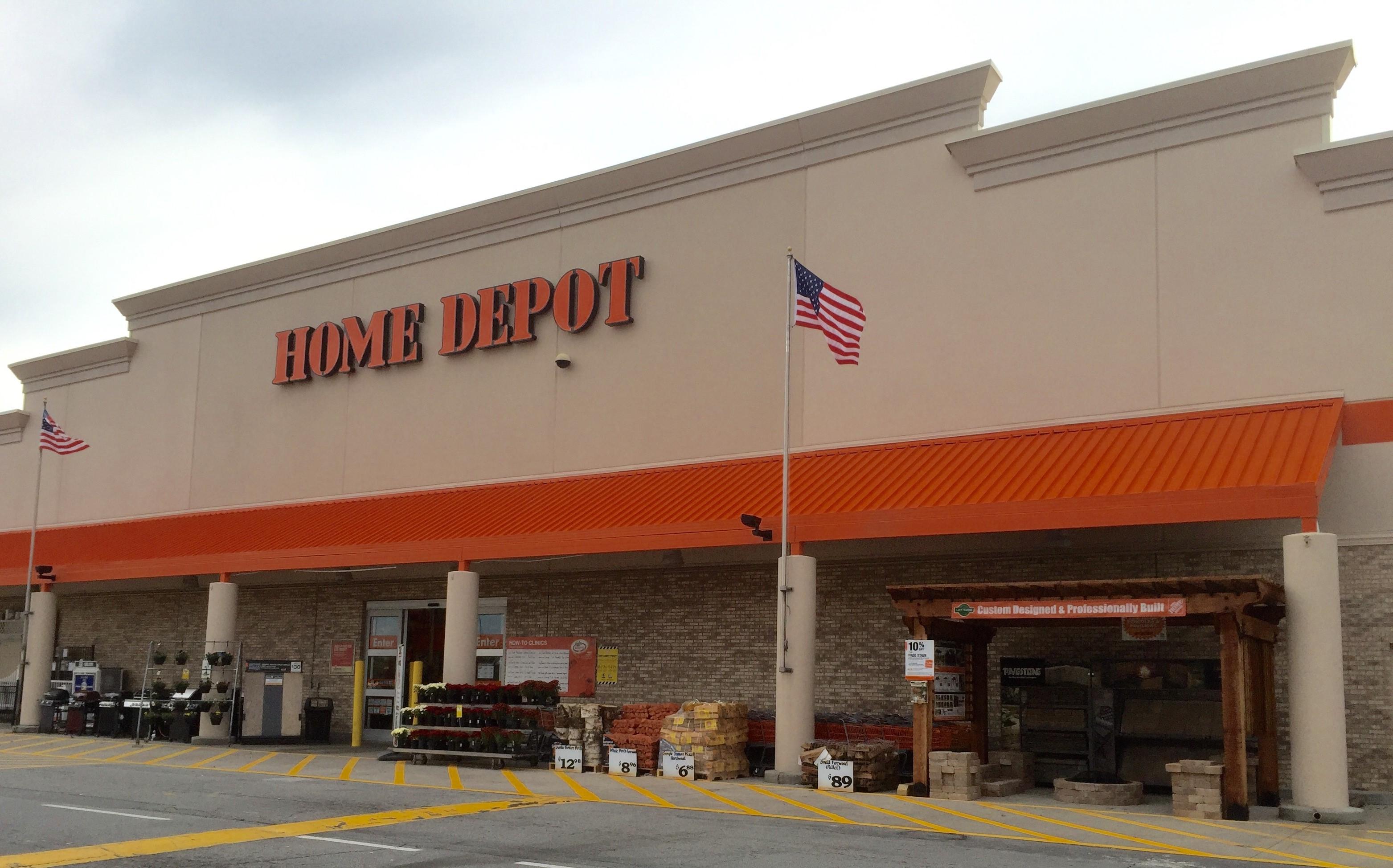 Home Depot Lawrenceville Ga