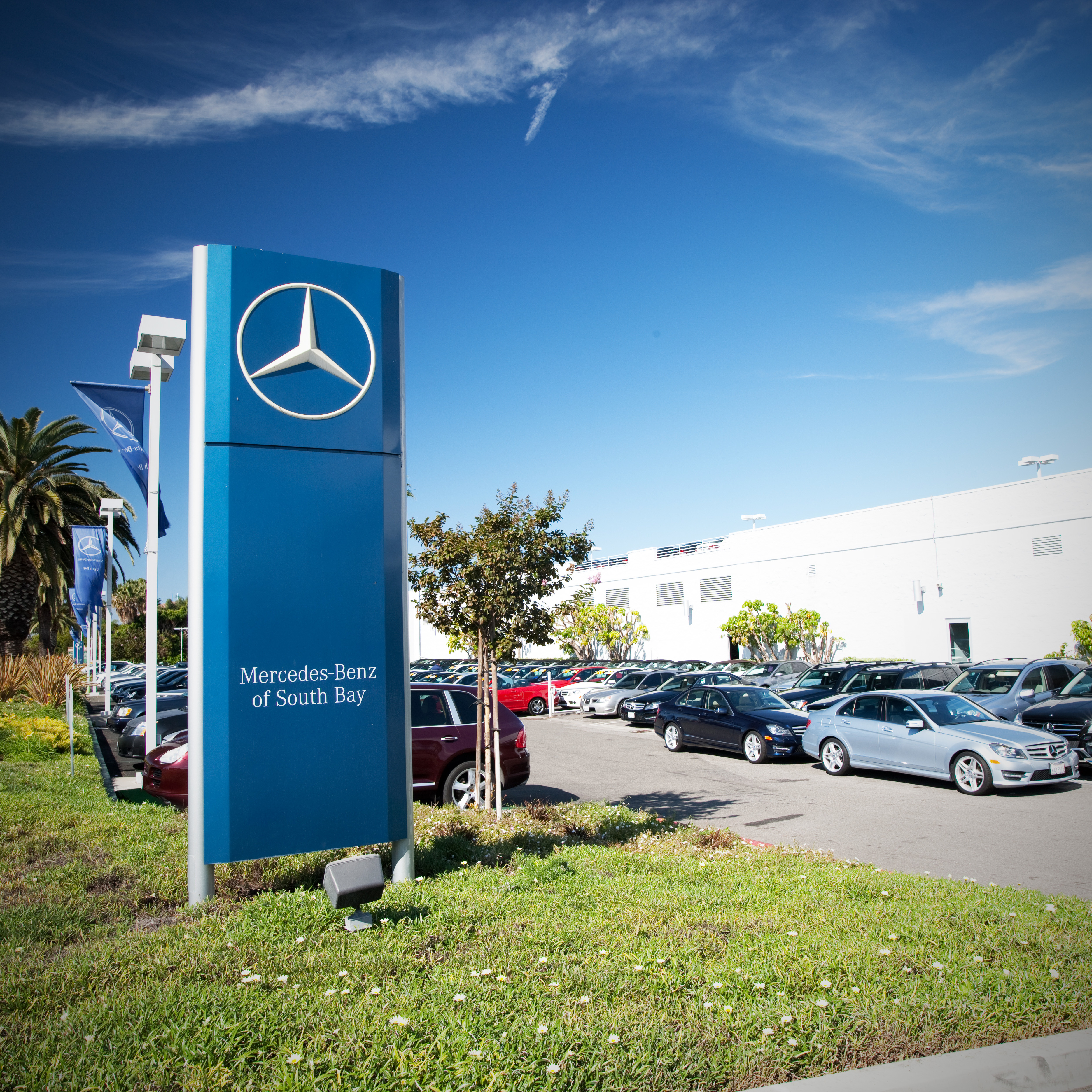 Mercedes Benz Of South Bay. U2039 U203a